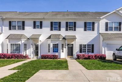 Morrisville Townhouse For Sale: 305 Misty Groves Circle