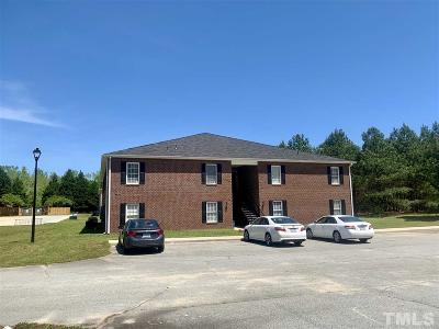 Harnett County Rental For Rent: 44 Fantasy Lane #D