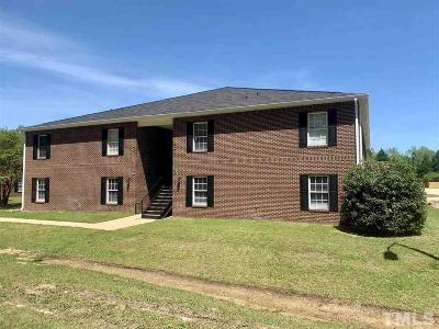 Harnett County Rental For Rent: 45 Collins Drive #A