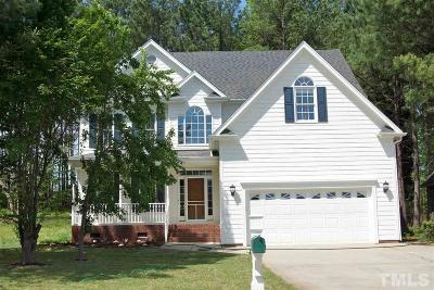 Cary Single Family Home For Sale: 205 Evans Estates Drive