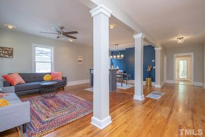 Durham Single Family Home For Sale: 1805 E Main Street