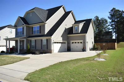 Knightdale Single Family Home For Sale: 1421 Stone Wealth Drive