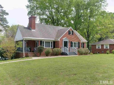 Durham Single Family Home For Sale: 3527 Hope Valley Road