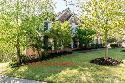 Cary Single Family Home For Sale: 306 Highwood Pines Place