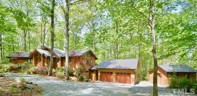 Chapel Hill Single Family Home Contingent: 2807 Winningham Road