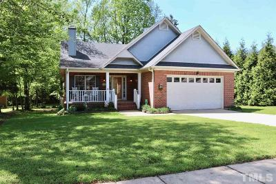 Mebane Single Family Home For Sale: 108 Somerset Court
