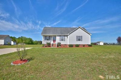 Johnston County Single Family Home For Sale: 138 Jewel Lane