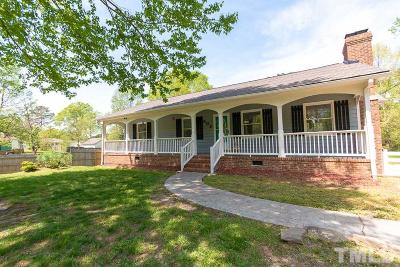 Durham Single Family Home For Sale: 602 Pleasant Drive