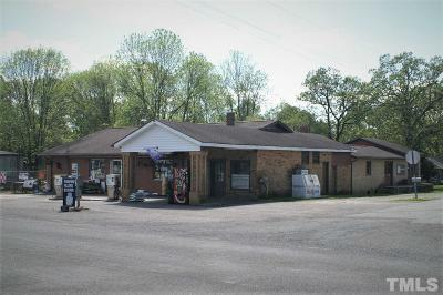 Chatham County Commercial For Sale: 3796 Chatham Street