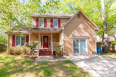Durham Single Family Home For Sale: 12 Warbler Lane