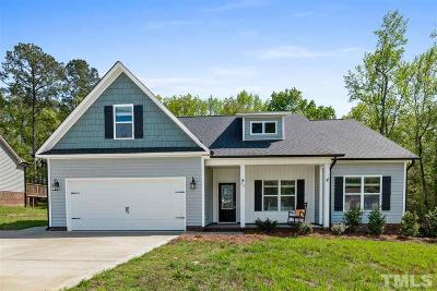 Harnett County Single Family Home For Sale: 73 Oxford Woods Drive