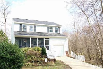 Raleigh Rental For Rent: 6241 River Landings Drive