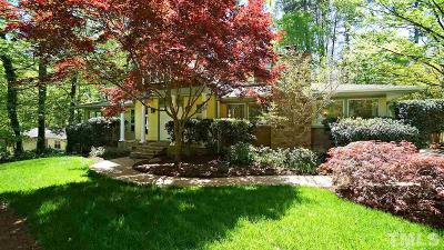 Durham Single Family Home For Sale: 3111 Buckingham Road