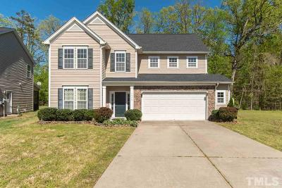 Durham Single Family Home For Sale: 5040 McKittrick Lane