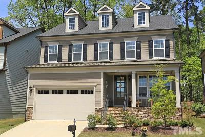 Apex Single Family Home For Sale: 1777 Grande Chateau Lane