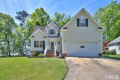 Johnston County Single Family Home For Sale: 132 Wood Bend Court