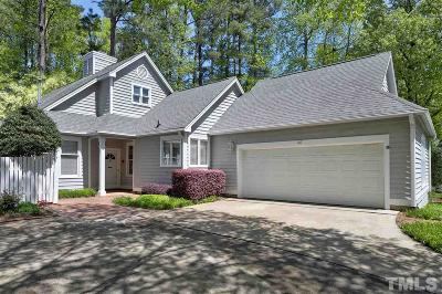 Cary Single Family Home For Sale: 102 Kemper Lane