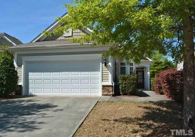 Cary Single Family Home For Sale: 206 Callum Place