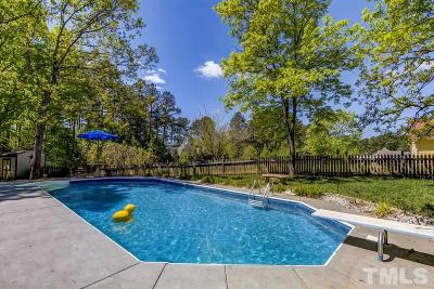 Durham Single Family Home For Sale: 3221 Appling Way