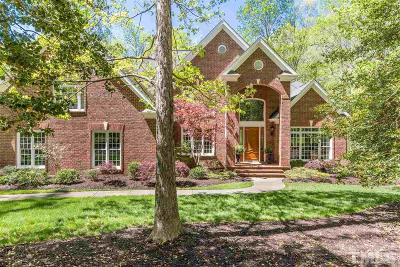 Wake County, Durham County, Orange County, Chatham County Single Family Home For Sale: 1716 Talbot Ridge Street