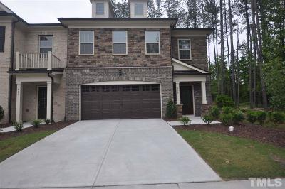 Cary Rental For Rent: 609 Fumagalli Drive