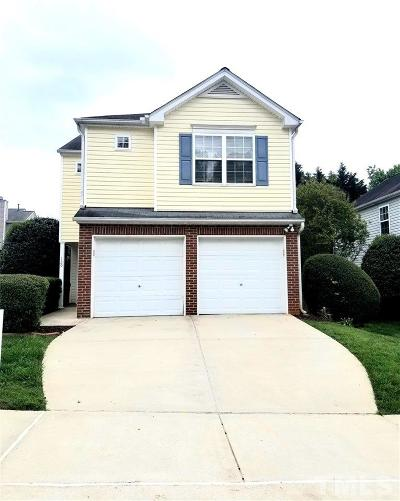 Holly Springs Rental For Rent: 120 Lacombe Court