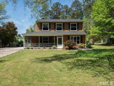 Raleigh Single Family Home For Sale: 7308 Berkshire Downs Drive