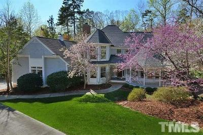 Chapel Hill Single Family Home For Sale: 90001 Hoey