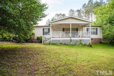 Johnston County Manufactured Home For Sale: 205 Eaglewood Drive
