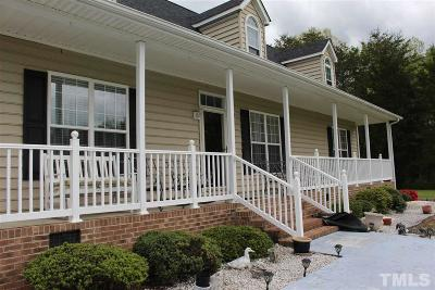 Mebane Single Family Home For Sale: 6010 Country Highlands Lane