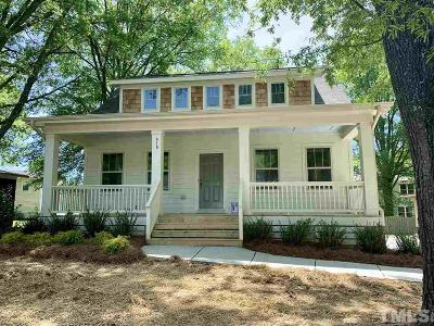 Durham Single Family Home For Sale: 418 Moline Street