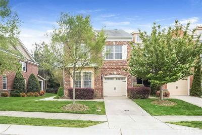 Cary Townhouse For Sale: 113 Longchamp Lane