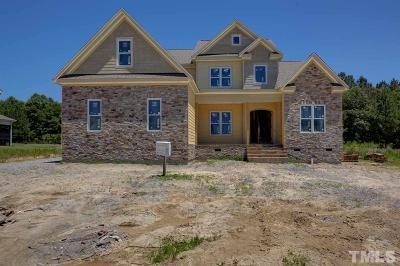 Rolesville Single Family Home For Sale: 920 Flash Drive #Lot 154