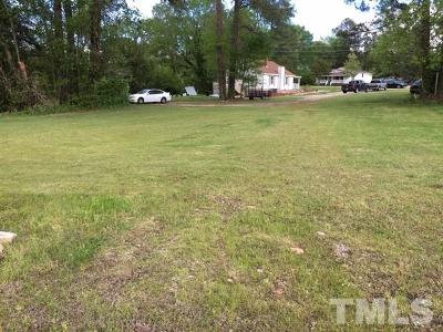 Garner Residential Lots & Land For Sale: 224 New Rand Road