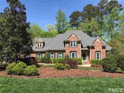 Raleigh Single Family Home For Sale: 1609 Adams Mountain Road