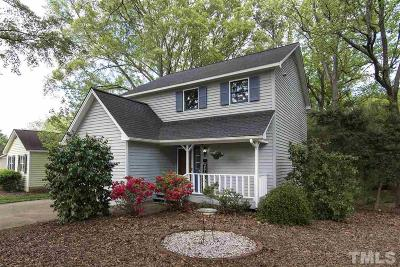 Cary Single Family Home For Sale: 302 Glen Bonnie Lane