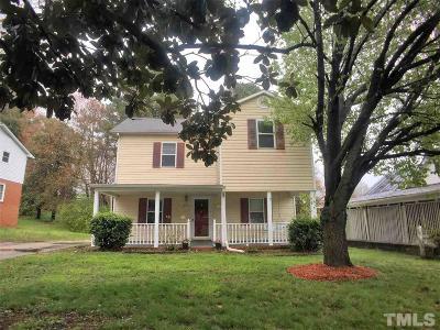 Single Family Home For Sale: 504 Chub Lake Street