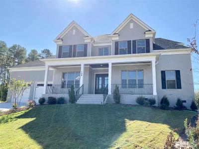 Cary Single Family Home For Sale: 108 Canyon View Place #28