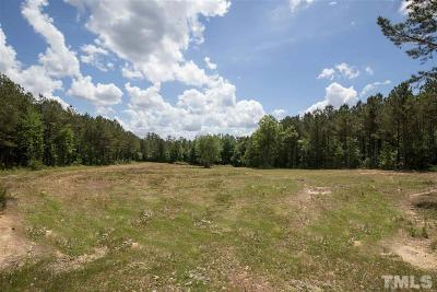 Wake County Residential Lots & Land For Sale: 5005 Cooper Road