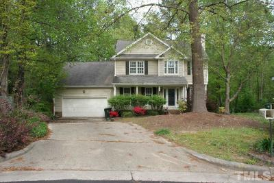 Cary Rental For Rent: 104 Carbon Hill Court