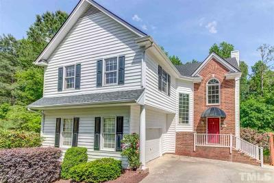 Raleigh Single Family Home For Sale: 3009 Englefield Drive