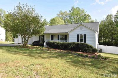 Johnston County Single Family Home For Sale: 151 Christine Drive