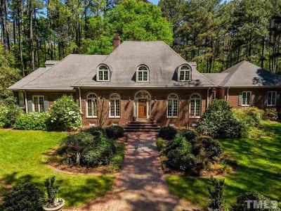 Sanford NC Single Family Home For Sale: $699,900
