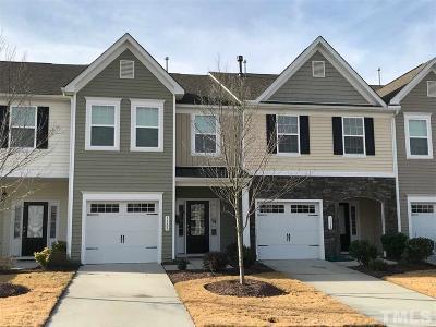 Morrisville Rental For Rent: 1109 Falcon Ridge Lane