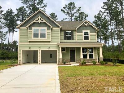 Harnett County Single Family Home For Sale: 428 Timber Skip Drive