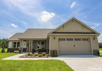 Kenly Single Family Home For Sale: 225 Fallingbrook Drive
