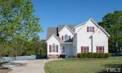 Johnston County Single Family Home For Sale: 117 Gary Court