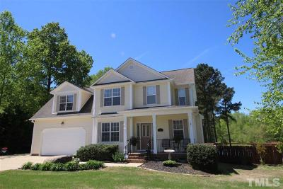 Johnston County Single Family Home For Sale: 118 Elam Court