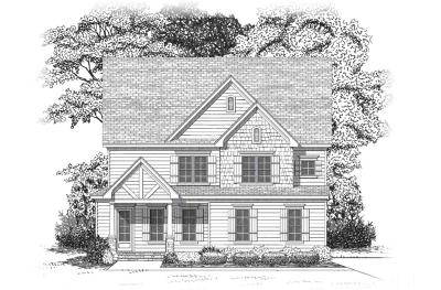 Fuquay Varina Single Family Home For Sale: 2313 Plowridge Road #Lot 261
