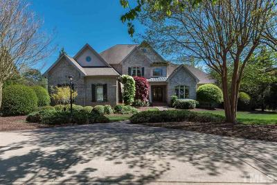 Raleigh Single Family Home For Sale: 1009 Heydon Court